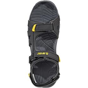 Hi-Tec Zamoro Ultra Shoes Men ultra black/yellow